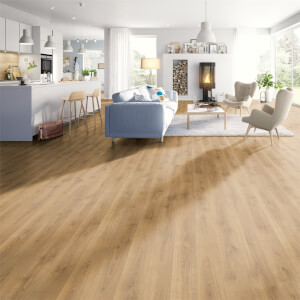 EGGER HOME Honey Brook Oak 12mm Laminate Flooring