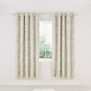 Sea Kelp Lined Curtains 66x72