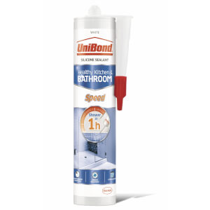 UniBond Sealant Speed Cartridge White 291g