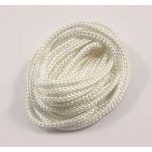 Medium Duty Picture Cord - White - 3m