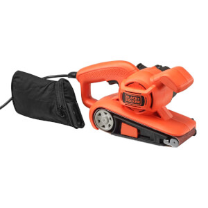 BLACK+DECKER 720W Corded Belt Sander (KA86-GB)