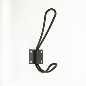 Wire Hook - Matt Black