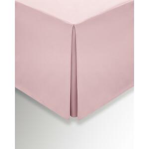 Helena Springfield Copenhagen Plain Dye Valances - Single - Blush