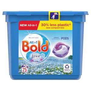 Bold All-in-1 Pods Spring Awakening 25 Wash