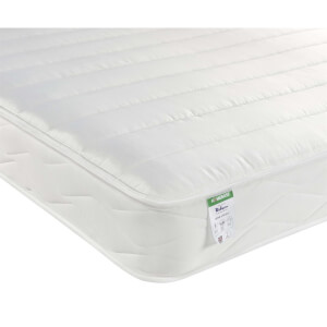 Relyon Open Coil Rolled Mattress - Single