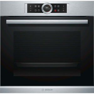 Bosch HBG634BS1B Series 8 Single Multi-functioning Oven