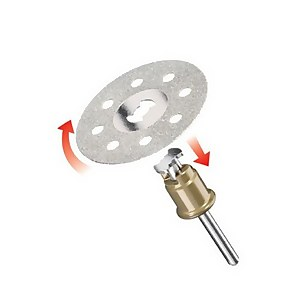 Dremel SpeedClic Diamond Cutting Wheel