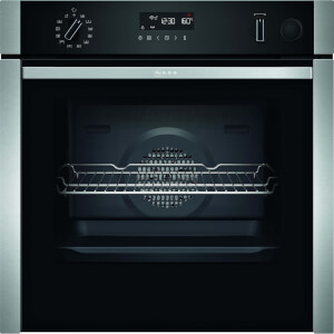 NEFF B4AVH1AH0B Single EcoClean Oven