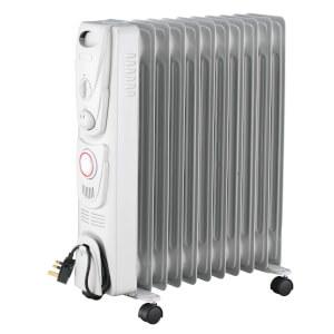 11 Fin Oil Radiator Heater 2500W