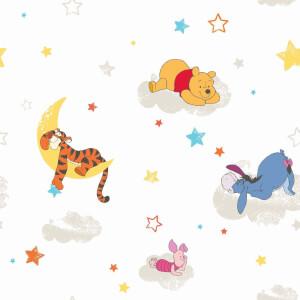 Disney Winnie the Pooh Rise & Shine Wallpaper