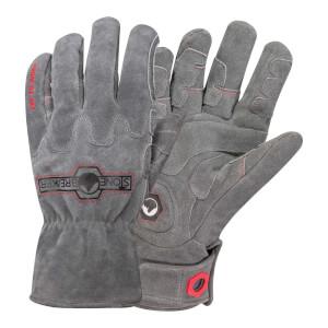 StoneBreaker Trades Winter Demolition Gloves - Extra Large - Grey