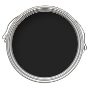 Hammerite Direct to Rust Metal Paint - Smooth Black - 250ml
