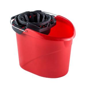 Vileda SuperMocio Bucket with Torsion Wringer
