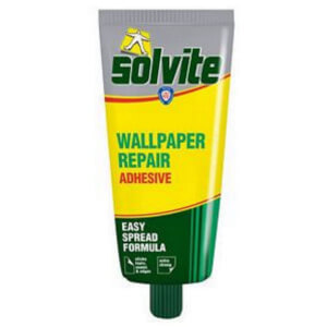 Solvite Wallpaper Repair Adhesive - 240g