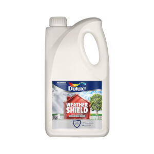 Dulux Weathershield Exterior Multi-Surface Fungicidal Wash - 2.5L