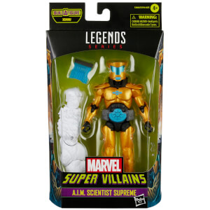 Hasbro Marvel Legends Series A.I.M. Scientist Supreme Action Figure