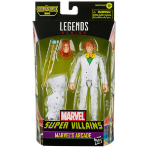Hasbro Marvel Legends Series Marvel's Arcade Action Figure