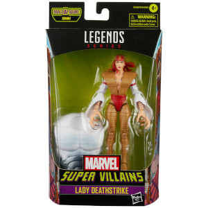 Hasbro Marvel Legends Series Lady Deathstrike Action Figure