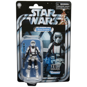 Hasbro Star Wars The Vintage Collection Gaming Greats Shock Scout Trooper Action Figure