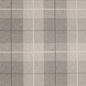 Arthouse Country Tartan Textured Taupe Wallpaper
