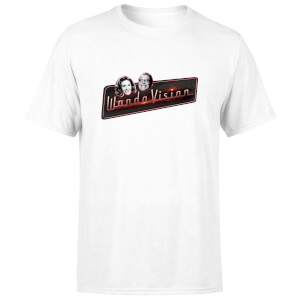WandaVision Men's T-Shirt - White