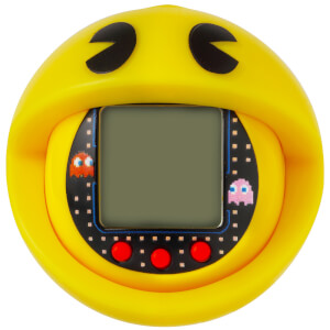 PAC-MAN x Tamagotchi w/ Case Yellow