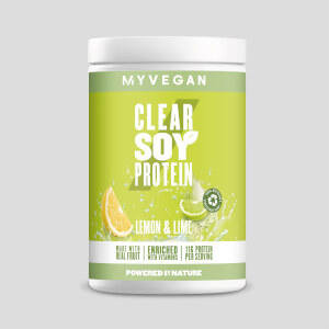 Clear Soy Protein