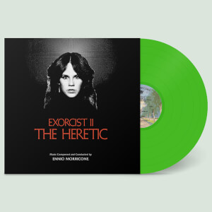 Exorcist II: The Heretic Green LP
