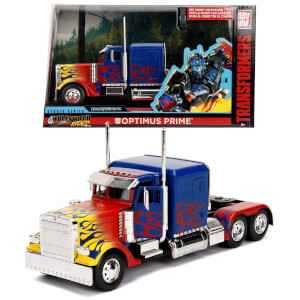 Jada Toys Transformers T1 Optimus Prime 1:24