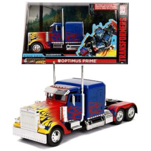 Jada Toys Transformers T1 Optimus Prime 1:24