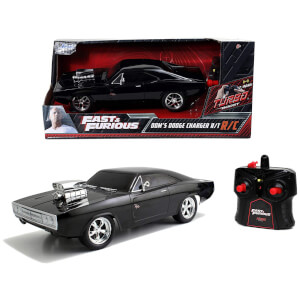 Jada Toys Fast & Furious RC 1970 Dodge Charger 1:24