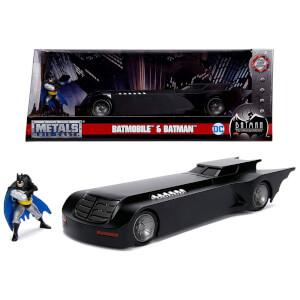 Jada Toys Batman Animated Series Batmobile 1:24
