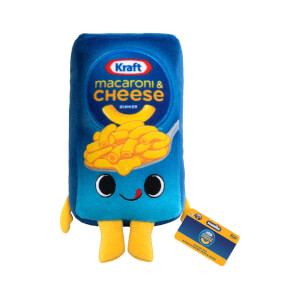 Kraft Mac & Cheese Box Funko Pop! Plush