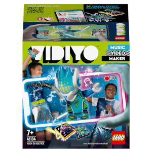 LEGO VIDIYO Alien DJ BeatBox Music Video Maker Toy (43104)