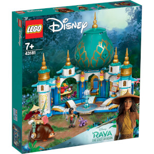 LEGO Disney Raya and the Heart Palace Playset (43181)