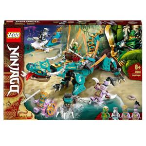LEGO NINJAGO: Jungle Dragon Toy Building Set (71746)