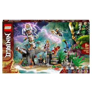 LEGO NINJAGO: The Keepers' Village Building Set (71747)