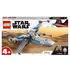 LEGO Star Wars: Resistance X-Wing Starfighter Set (75297)