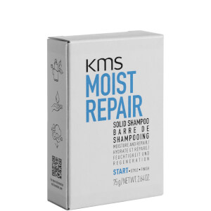 KMS Moist Repair Solid Shampoo 75g
