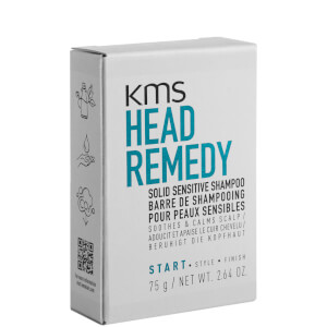 KMS Head Remedy Solid Sensitive Shampoo 75g