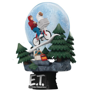 Beast Kingdom E.T. The Extra-Terrestrial D-Stage Diorama