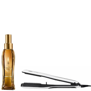 L'Oréal Professionnel Steampod 3.0 and Mythic Oil Set