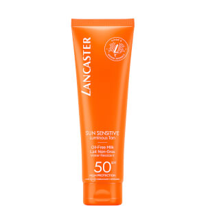 Lancaster Sun Sensitive Oil-Free Body Sun Protection Cream SPF50 150ml