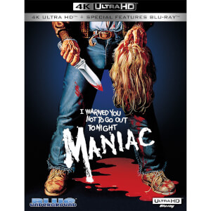 Maniac - 4K Ultra HD (Includes Blu-ray)