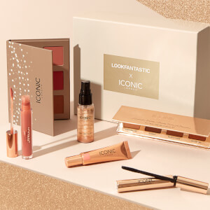 LOOKFANTASTIC x ICONIC London Limited Edition Beauty Box (Worth $176)
