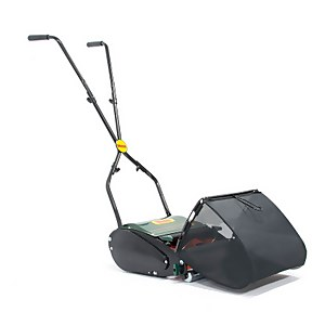 Webb Rear Roller Hand Push Lawnmower 30cm H12R
