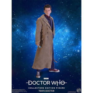 Big Chief Studios Doctor Who 10th Doctor Collector's Edition 1:6 Scale Figure - Zavvi Exclusive