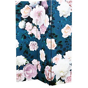 Arthouse Floral Shadows Room Divider