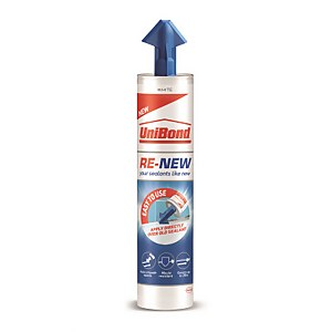 UniBond Re-New White Sealant Cartridge