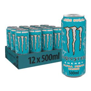 Monster Ultra Fiesta Mango 12 x 500ml